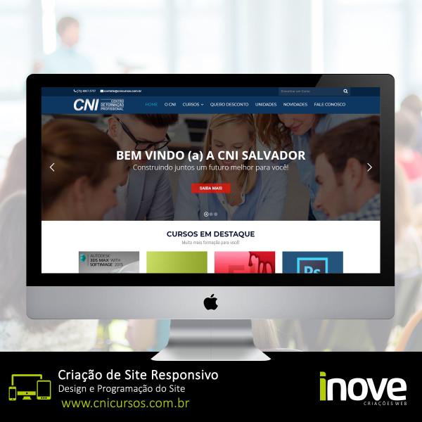 CNI – Centro de Formação Profissional